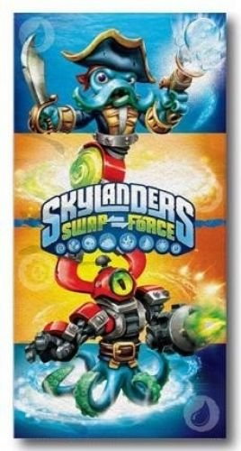 Skylanders Swap Force Beach Towel
