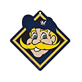 WinCraft Milwaukee Brewers Official MLB 11 inch Wood Sign by 095718