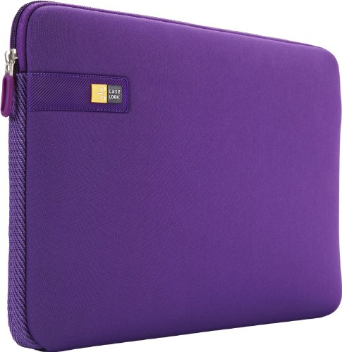 Case Logic Sleeve with Retina Display for 13.3-Inch Laptops and MacBook Air/MacBook Pro - Purple (LAPS-113Purple) -
