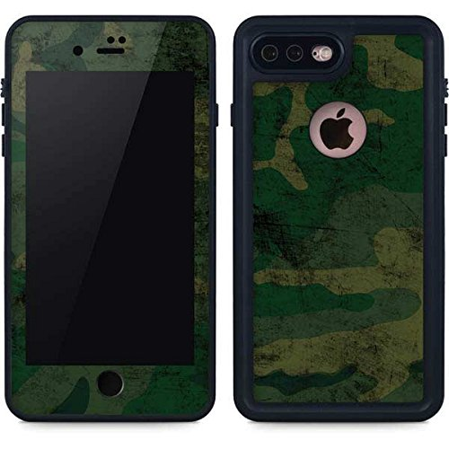 Camoflauge Case - Camouflage iPhone 8 Plus Case - Camouflage | Skinit Patterns & Textures Waterproof Case
