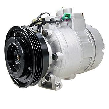 1x Compresor de aire acondicionado A4 8D2,B5 1.6,1.8 T,1.9 TDI,2,4,2.6 ...