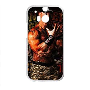 Malcolm John Cena Phone Case for HTC One M8