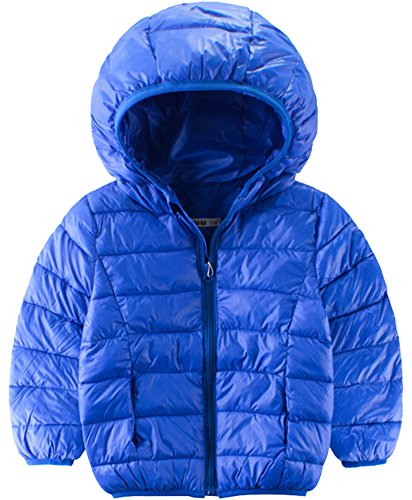3e9eb45550d6 Jual KISBINI Boys Windproof Lightweight Hoodie Jacket Warm Coat ...