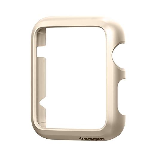 38 opinioni per Custodia Apple Watch, (42mm) Spigen [Ultra-Sottile & Robusto] Thin Fit