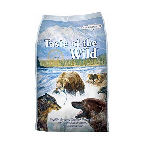 Taste of The Wild Nourriture pour Chien Pacific Stream avec Saumon Fumé 2kg 02TOW2564