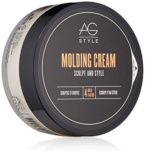 - AG Hair Style Molding Cream Sculpt And Style, 2.5 Fl Oz