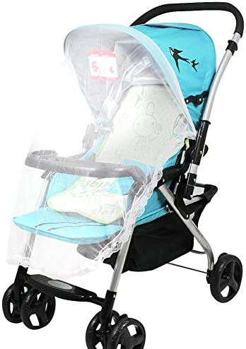 Baby Mosquito Netamazingdeal Insect mesh NettingBandage for Strollers Carriers Car Seats Cradles