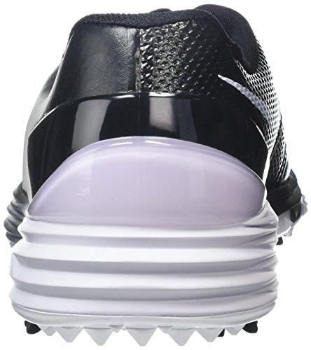 2016 Nike Lunar Control 4 Scarpe Da Golf Medium -new- Grigio / Nero / Blu / Bianco Nero / Nero / Bianco