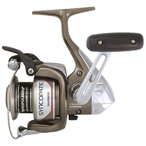 SHIMANO SYNCOPATE Front Drag, Freshwater Spinning Fishing Reel, ()