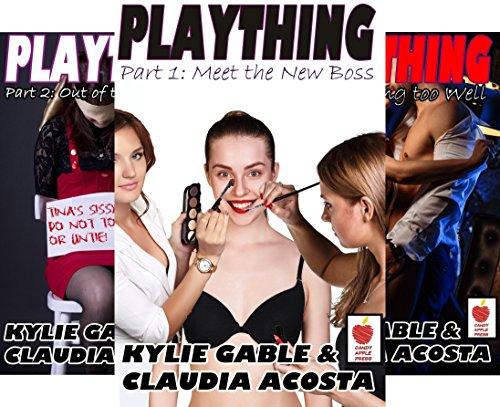 Plaything (4 Book Series)
