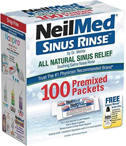 Neilmed Sinus Rinse All