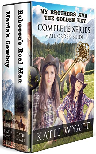 My brothers and the golden key complete series kindle edition by my brothers and the golden key complete series by wyatt katie fandeluxe Gallery