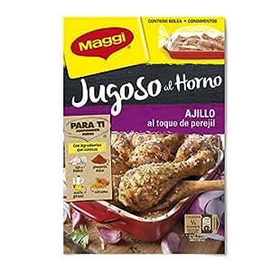 Maggi - Jugoso al Horno Pollo Al Ajillo - 36 g