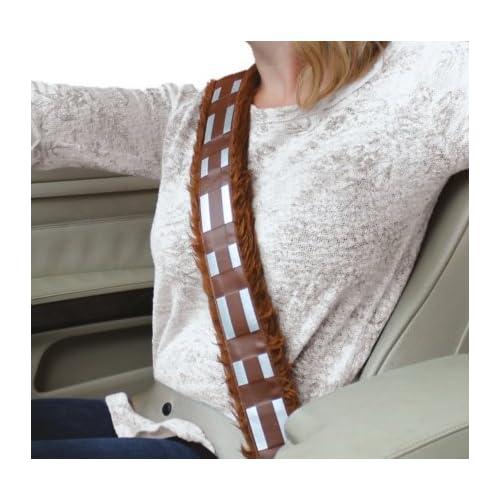 Housse pour ceinture de sécurité Chewbacca de Star Wars