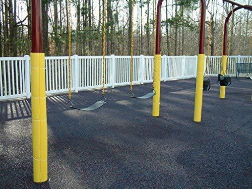Cardinal Gates Flat Pole Padding (Yellow) ()