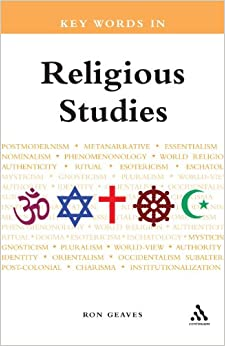 Book Key Words in Religious Studies