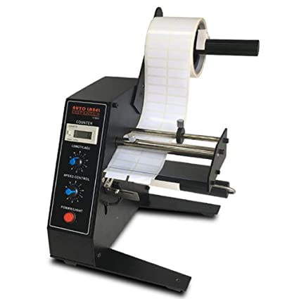 NEW high power Automatic Auto Label Dispenser Stripper Separating machine 12W 110V AL-1150D Automatic