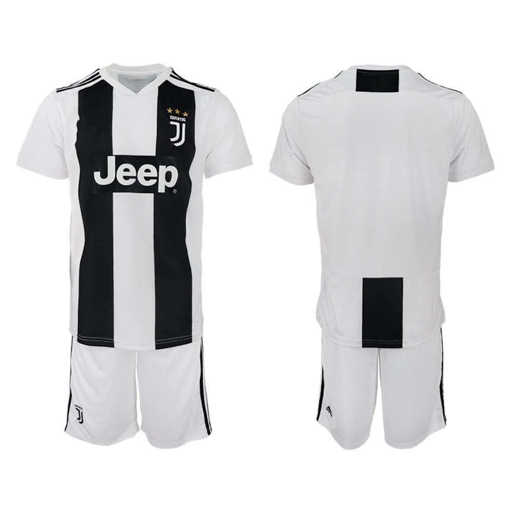 FASjey 2018/19 New Juventus Home Men's Soccer Jersey