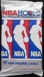 NBA Hoops 1990-1991 Season Series One Unopened 15 Basketball Trading Cards