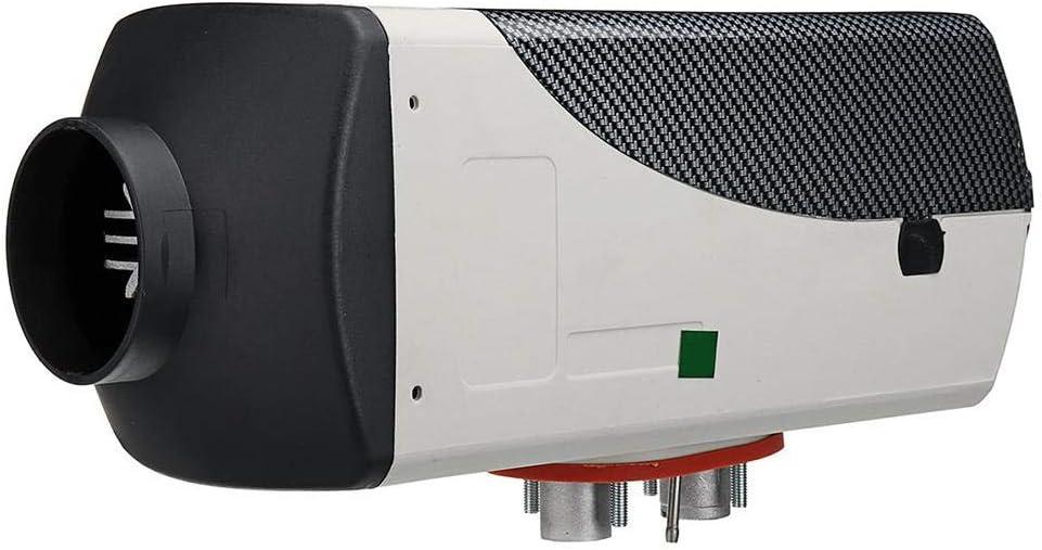 8KW 12V 24V avec r/éservoir 10L t/él/écommande affichage LCD chauffage rapide chauffage Diesel pour camion bateau bus voiture R/échauffeur dair Diesel 5KW