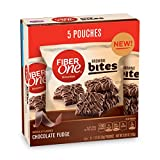 Fiber One Chocolate Fudge Brownie Bites, 5 ct