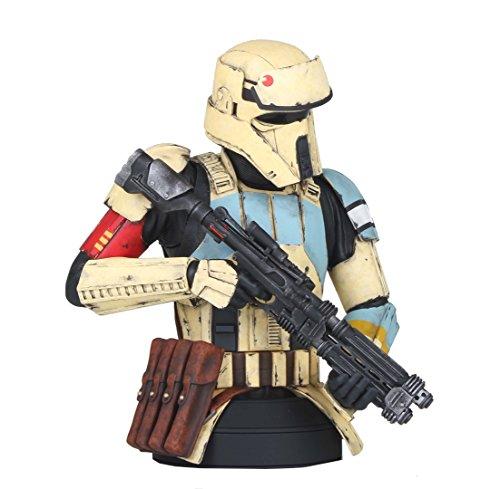 Star Wars Shoretrooper Mini Bust Statue (Gentle Giant Star Wars Busts)