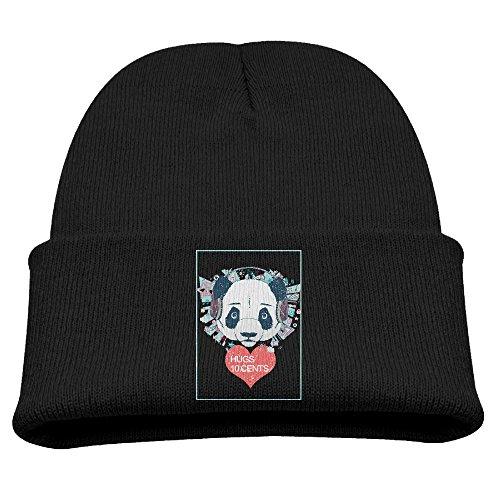 [WQ UNIQUE Soft Sleep Cap Boy Girl Panda Lover Valentine's Day Hugs 10 Cents Fashion] (Latin Costume Australia)