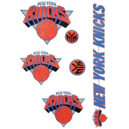NBA New York Knicks 88443011 Multi Use Decal, 11'' x 17''