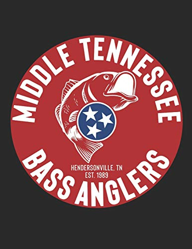 Pdf Outdoors Middle Tennessee Bass Anglers: Tournament Sheet Notebook