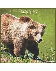 Bears 2021 Calendar: Official Bears Wall Calendar 2021, 18 Months