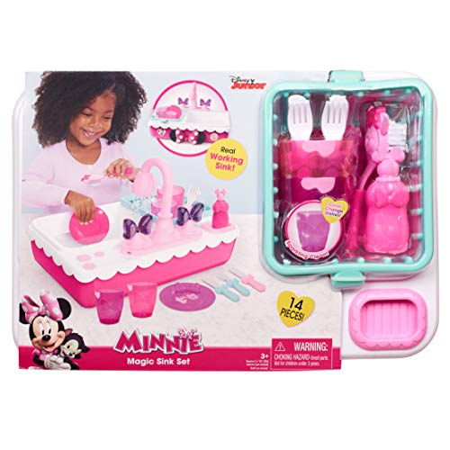 Minnie Happy Helpers Magical Sink, Pink