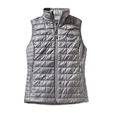 Womens Nano Puff Vest (X-Small, Feather Grey)