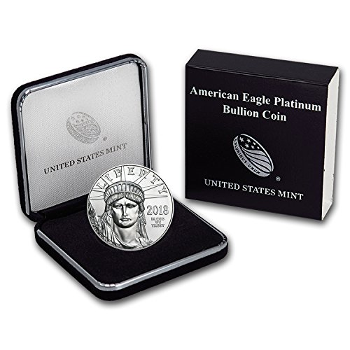 2018 1 oz Platinum American Eagle BU (w/U.S. Mint Box) 1 OZ Brilliant Uncirculated ()