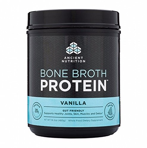 BONE BROTH PROTEIN(ボーンブロスプロテイン)-バニラ ー [並行輸入品] B0763LJ2MD