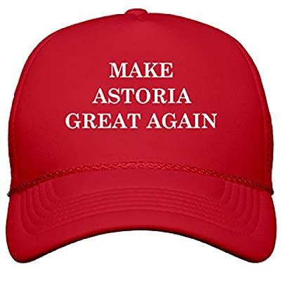 Make Astoria Great Again: OTTO Poly-Foam Snapback Trucker Hat
