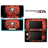 Spiderman Decorative Video Game Decal Cover Skin Protector for Nintendo 3Ds (not 3DS XL)