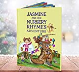 Product review for Grandson, Granddaughter Birthday Gift - A Personalized Book of Timeless Nursery Rhymes and Modern Poems - Baby Niece or Nephew Present