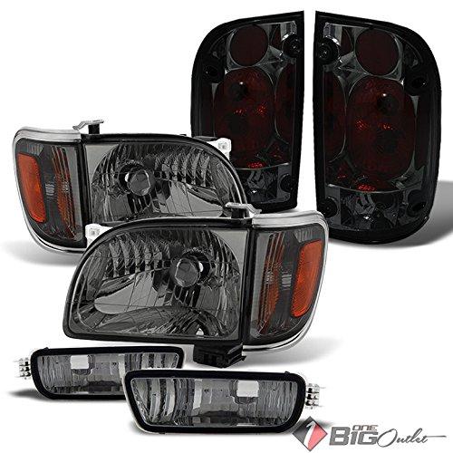 toyota tacoma sport headlights - 4