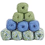 Herrschners Baby Cloudsoft Assortment Yarn Pack offers