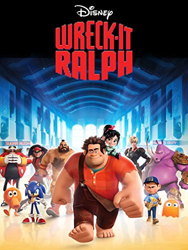 Wreck-It Ralph (The Incredible Story Of Two Girls In Love)
