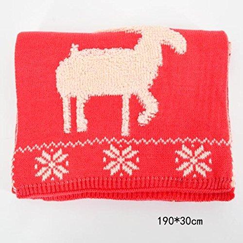 Desierto tridimensional 2 bufandas Collar Oto lana Abby Nueva Cornet e Mujeres Coreano alargamiento Hombres invierno o n1UqxYw0