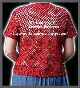 Amazoncom Crochet Patterns Crochet Sweater 150 How To Crochet
