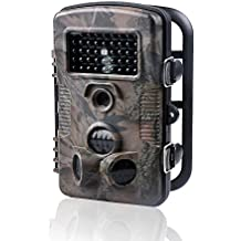 Wildlife Camera, Outdoor Hunting Trail Camera Infrared Night Vision Surveillance Camera