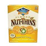 Blue Diamond Almonds Nut Thins Cracker Crisps, Pepper Jack Cheese, 4.25 Ounce Review