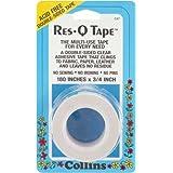 "Res-Q Tape, Clear, 180"" - 1 Pkg"