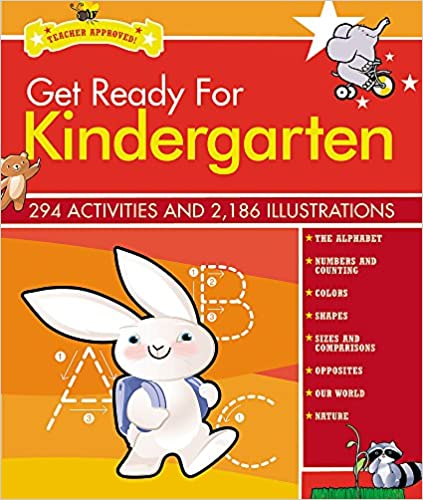 Get Ready for Kindergarten Revised and Updated (Get Ready (Black Dog & Leventhal)) Download Epub