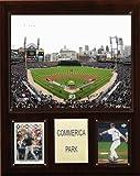 MLB Commerica Park Stadium Plaque
