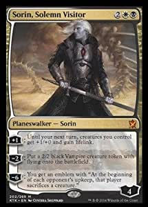 Amazon.com: Magic: the Gathering - Sorin, Solemn Visitor