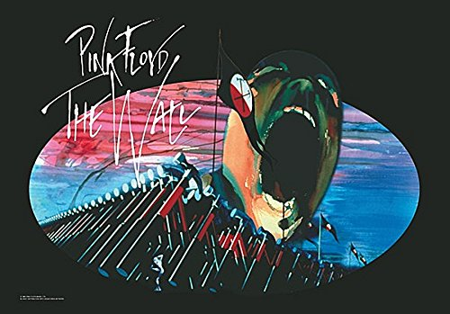 Pink Floyd Poster The Wall Marching Hammers Official Textile 75Cm X (Marching Hammers)