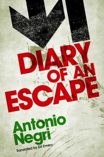 Download Diary of an Escape pdf